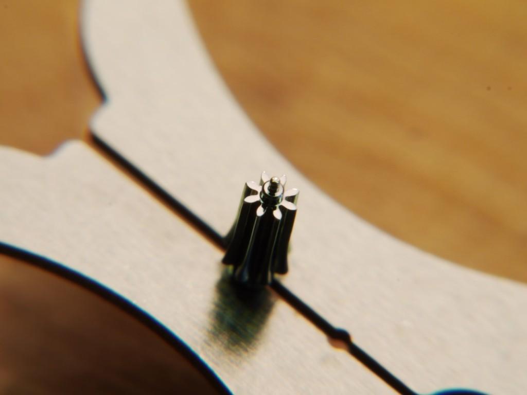 tour à pivoter, pivofix, roulage, brunissage, polissage des ailes