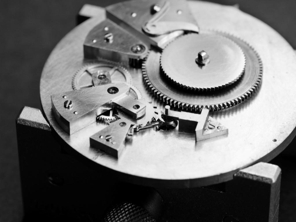 prototype montre partagée