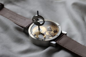 Brivet-Naudot, Eccentricity, watch, independant watchmaker, balance wheel, watchmaking, watchmaker