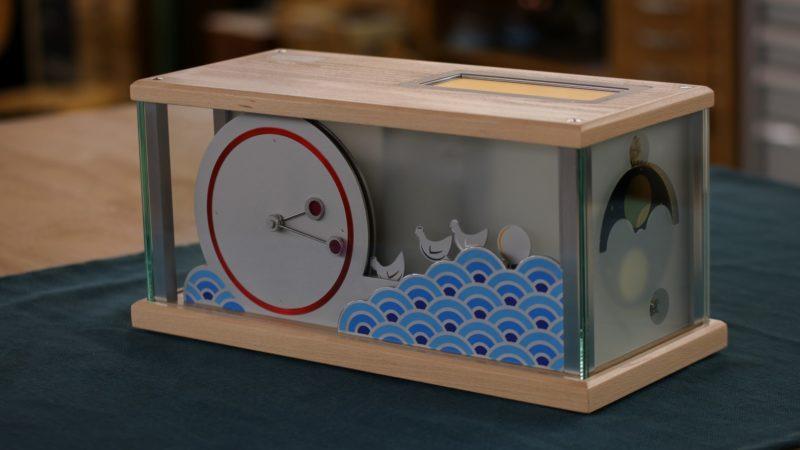 Horloge à automates