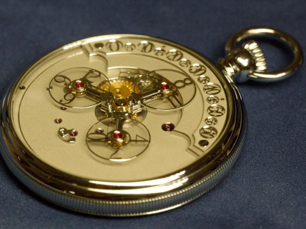 montre de poche MOF